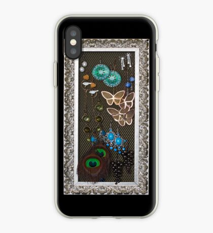 Earrings - iPhone 4/S Case iPhone Case
