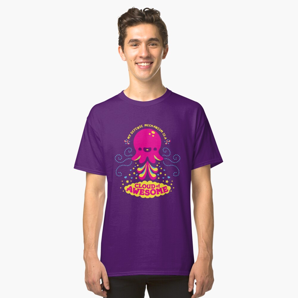 Awesomepus Classic T-Shirt Front