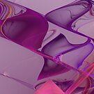 purple diamond by Lois Bennett