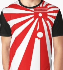 Rising Sun - Piston Graphic T-Shirt