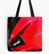 Smart Fortwo mhd Coupe Logo [ Print & iPad / iPod / iPhone Case ] Tote Bag