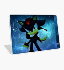 Shadow the Hedgehog Laptop Skin