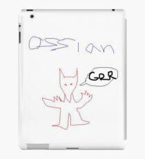 Ossian GRR! iPad Case/Skin