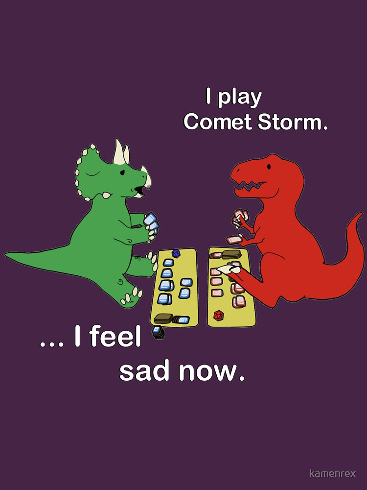 Dino League: Casting Kometensturm von kamenrex