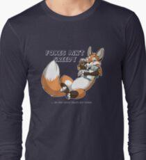 My Stuff Fox Long Sleeve T-Shirt