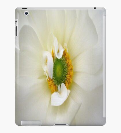 RANUNCULAS ASIATICUS iPad Case/Skin