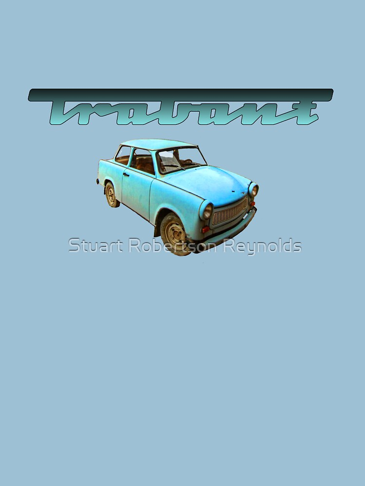 Trabant by Sparky2000