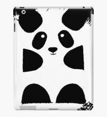 Balck Panda iPad Case/Skin