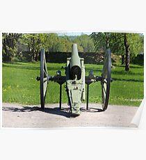 Artillerie Poster