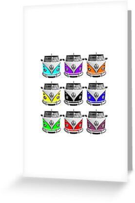 Volks Warhol iPad  by RoystonVasey
