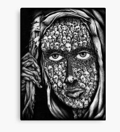 Phantom Stranger Canvas Print