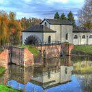 Hollandse waterlinie Leerdam by Peter Wiggerman