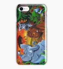 Jungle Mural iPhone Case/Skin