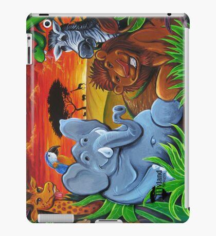 Jungle Mural iPad Case/Skin
