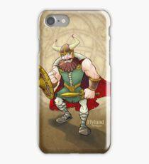 Viking Warrior iPhone Case/Skin