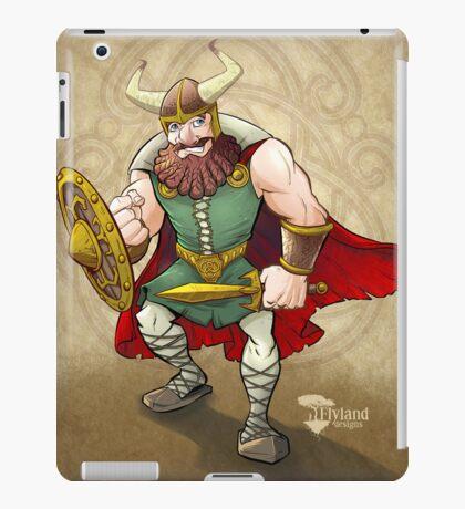 Viking Warrior iPad Case/Skin
