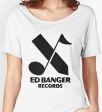 Ed Banger Records - Logo Women's Relaxed Fit T-Shirt