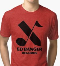 Ed Banger Records - Logo Tri-blend T-Shirt