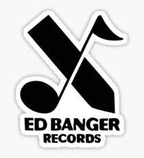 Ed Banger Records - Logo Sticker