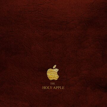 the Holy Apple by pimeto