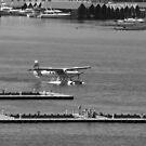 Sea Plane Vancouver by WhiteDiamond