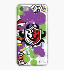 Splatoon Inspired: Ink Splat Brand iPhone Case/Skin