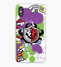 Splatoon Inspired: Ink Splat Brand iPhone Case