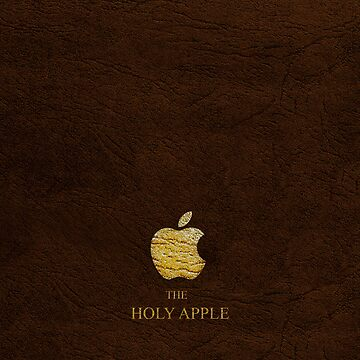 The Holy Apple - Brown by pimeto