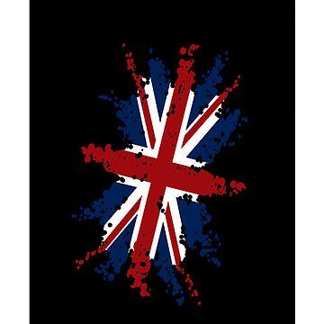 Union Jack by DemonKingGrim