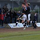 His first goal as a Professional. by dgscotland