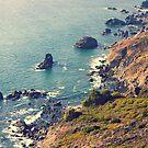 California Coast by MissMoll
