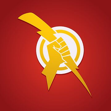 The symbol of this superhero Hermes by torzhinskiy