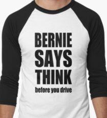 Bernie says... Men's Baseball ¾ T-Shirt