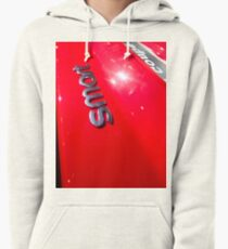Smart Fortwo mhd Coupe Smart Logo [ Print & iPad / iPod / iPhone Case ] Pullover Hoodie