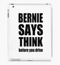Bernie says... iPad Case/Skin