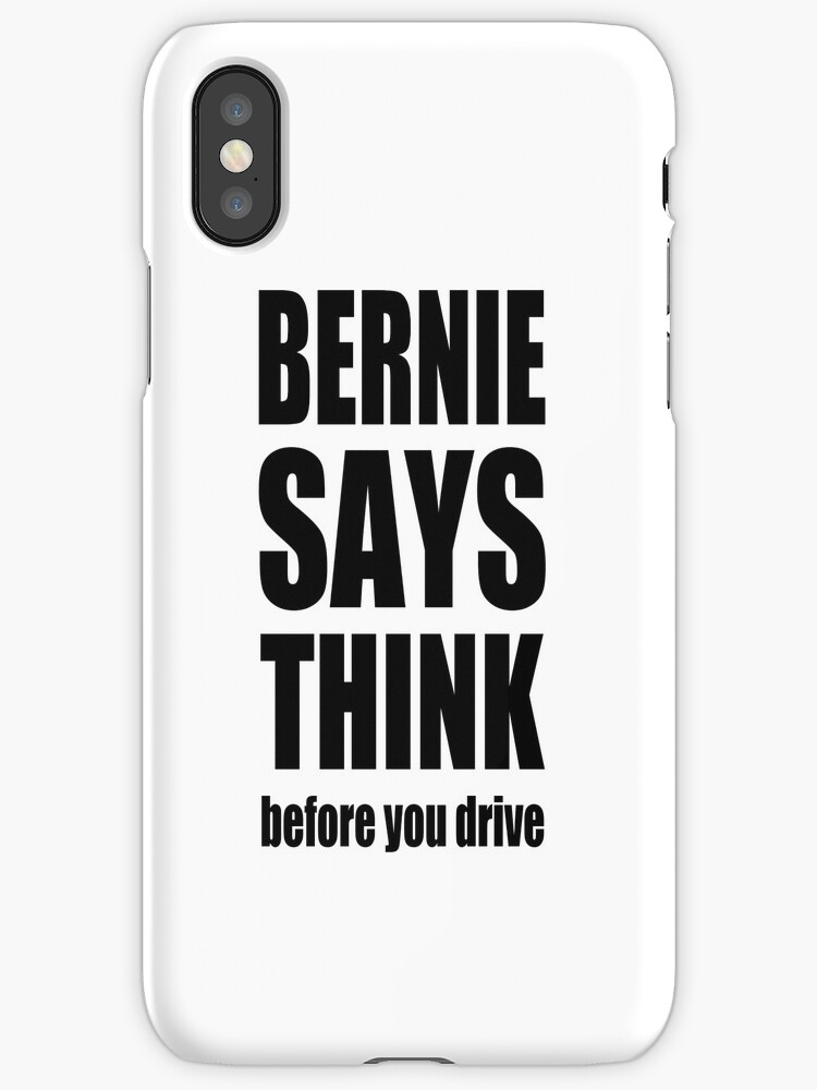 Bernie says... by CathySW