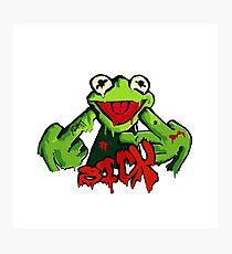 OG Kermit Photographic Print