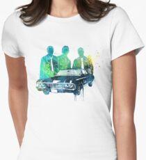 Supernatural Women's Fitted T-Shirt