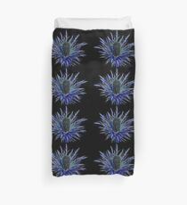 Sea Holly Duvet Cover