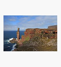 The Old Man of Hoy Photographic Print