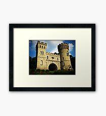 The Castle Cincinnati Framed Print