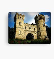 The Castle Cincinnati Canvas Print