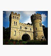 The Castle Cincinnati Photographic Print