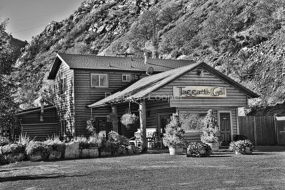 Taggart's Grill by Brenton Cooper