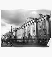 Trinity College, Dublin Poster