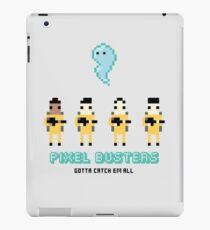 PIXEL BUSTERS iPad Case/Skin