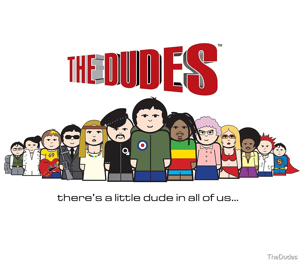 front by TheDudes