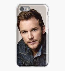 "Chris Pratt Actor Christopher Michael ""Chris"" Pratt iPhone Case/Skin"