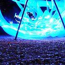 Blue Light by Cole Pickup