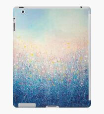 Early Morning, Winter Blue iPad Case/Skin